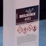 Seminarium Belse, polimery, elastomery, żywica epoksydowa, naprawa betonu