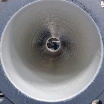 Trwałe zabezpieczenie układu wydechowego jednostki pływającej z użyciem materiału Belzona 1331