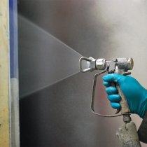 Aplikacja produktu Belzona 1381 metodą natryskową