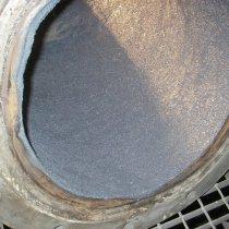 Materiał Belzona 1812 (Ceramic Carbide FP) umożliwia odbudowanie uszkodzonego profilu i zabezpiecza przed ścieraniem