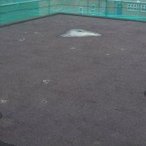 Połać dachu przed zastosowaniem materiału Belzona 3111 (Flexible Membrane)