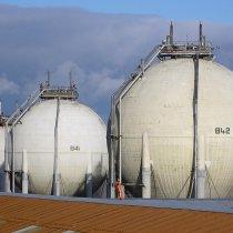 Także izolowane zbiorniki gazu w postaci ciekłej można zabezpieczać w prosty sposób