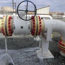 Zastosowany materiał Belzona 8411 zabezpieczający przed korozją i zamontowane osłony