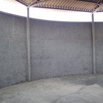 Uszkodzenia ścian zbiornika