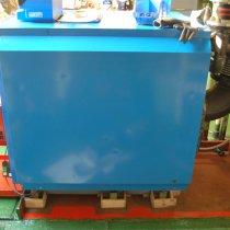 Materiał Belzona 7111 wylewany w celu stabilizacji i eliminacji wibracji