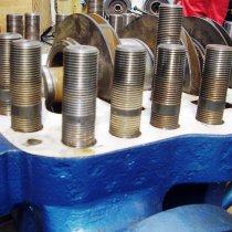 Zapobiega korozji wyposażenia procesowego eksploatowanego w temperaturze do 1100°C (2000°F)