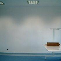 Ściany pomieszczenia produkcji wyrobów medycznych zabezpieczone Belzoną 5111