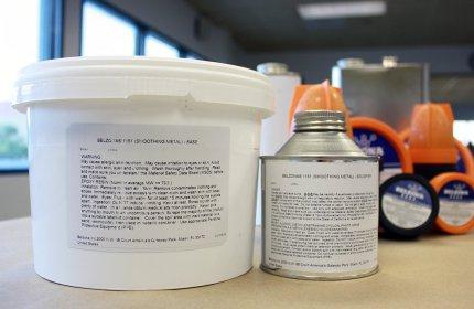 Opakowanie produktu Belzona 1151 (Smoothing Metal)